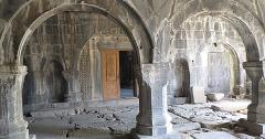 Kloster Sanahin in Armenien